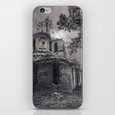 Ruins iPhone & iPod Skin