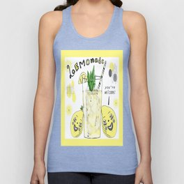 You're Welcome, Love, The Lemons Unisex Tank Top