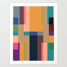 All Invited Art Print