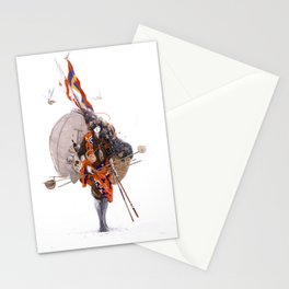 the winemaker Stationery Cards