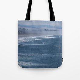 Kitesurfers Tote Bag