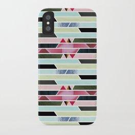 Aztec Stripe iPhone Case