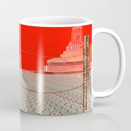 Squared: Connection Coffee Mug