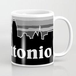 San Antonio Cityscape Coffee Mug