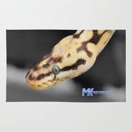 Snake Skin Rug