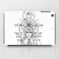 madonna iPad Cases featuring Madonna Of Hollywood by I/S/P
