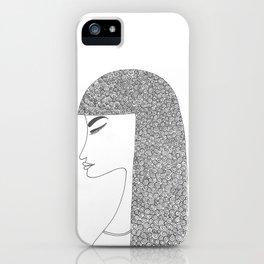 """Hair-Do"" iPhone Case"