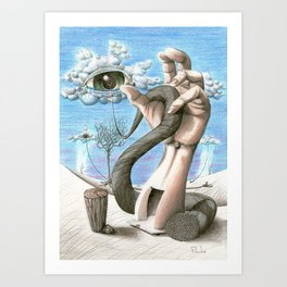 250114 Art Print