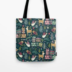 Christmas Joy Tote Bag
