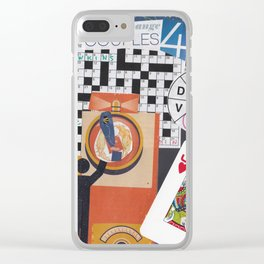 Rule Changes 4 Couples Clear iPhone Case