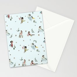 Warrior Princesses Stationery Cards