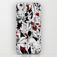 3 little Dormice iPhone & iPod Skin
