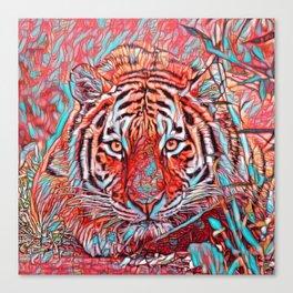 ColorMix Tiger 1 Canvas Print