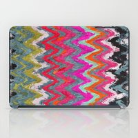 chevron iPad Cases featuring Chevron * by Mr and Mrs Quirynen
