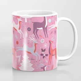 Christmas Deers Coffee Mug