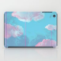 cloud iPad Cases featuring Cloud  by Tony Vazquez