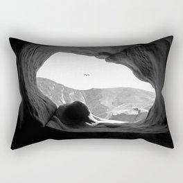 Wind Cave Rectangular Pillow