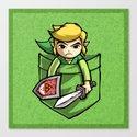 Pocket Link by purrdemonium