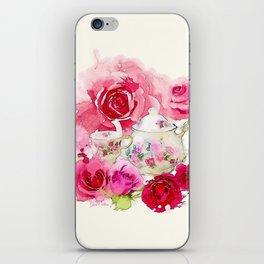 Tea 2 iPhone Skin
