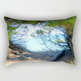 Secret Place Rectangular Pillow