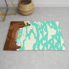 COUNTRY PLATEAU Rug