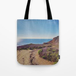 Shoreline Trail Tote Bag