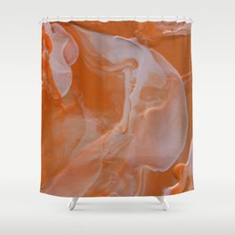 In too deep Shower Curtain