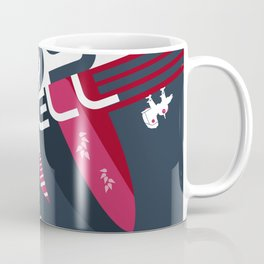 Ghost in the shell Minimalist poster Coffee Mug