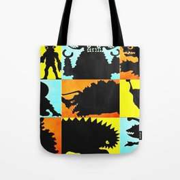 Ultraman Monsters Tote Bag