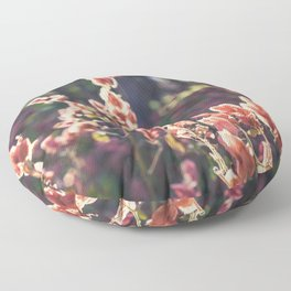 flower Floor Pillow