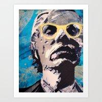 Andrew Warhola Art Print