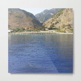 Crete, Greece 9 Metal Print