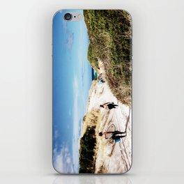 Girls' Surfing Safari iPhone Skin