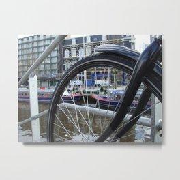 Canals Metal Print