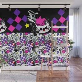 Exotic Punk High Heels by MamirruQuis Wall Mural