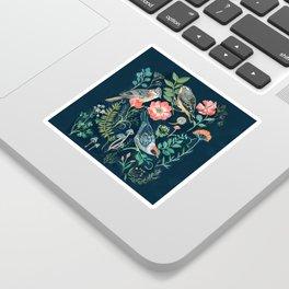 Birds Garden Sticker