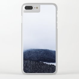 THE GREAT OUTDOORS Clear iPhone Case