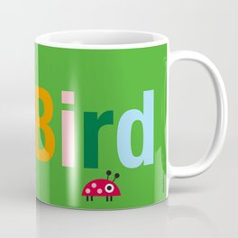 Mr. Bird Coffee Mug