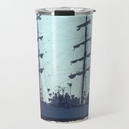ARA Libertad ship Travel Mug