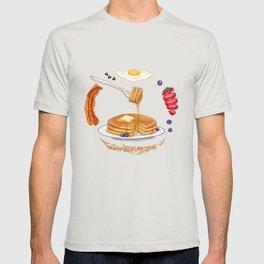 Pancake Mandala T-shirt