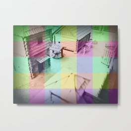 Any Colour You Like Metal Print