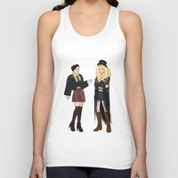 coven Tank Tops featuring Gypsy by Mannequin