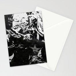 Dirt Bike Star - Motocross Racing Stationery Cards