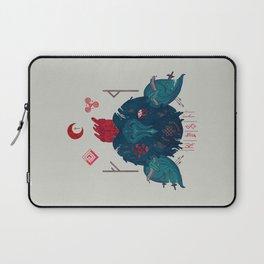 Runic Bat Laptop Sleeve