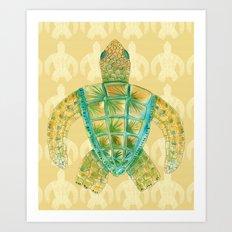 Tomas  Art Print