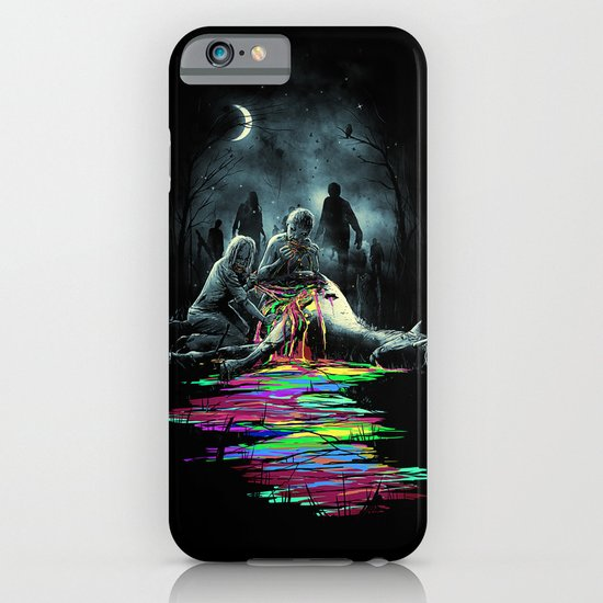 Midnight Snack iPhone & iPod Case