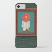 the perks of being a wallflower iPhone & iPod Cases featuring Wallflower by Lindsay Beach