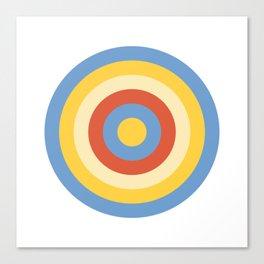 Target VIII Canvas Print