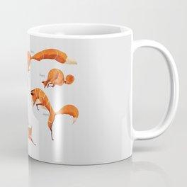 Fox poses Coffee Mug