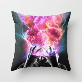 Legion Comics Throw Pillow